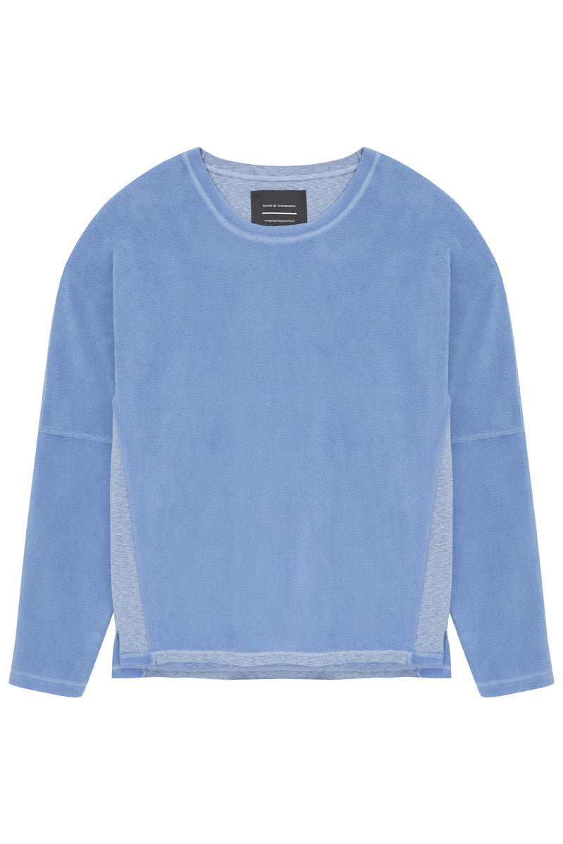 "NEW ""BASE"" SWEAT - Baby Blue"