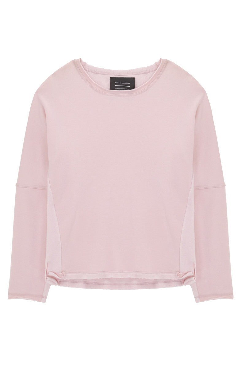 "NEW ""BASE"" SWEAT - Pink"