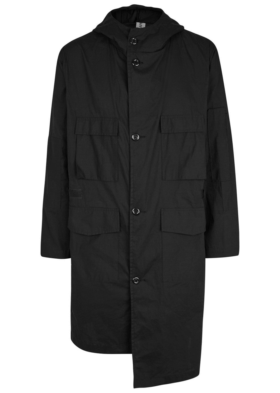Legacy tailored parka - low stock