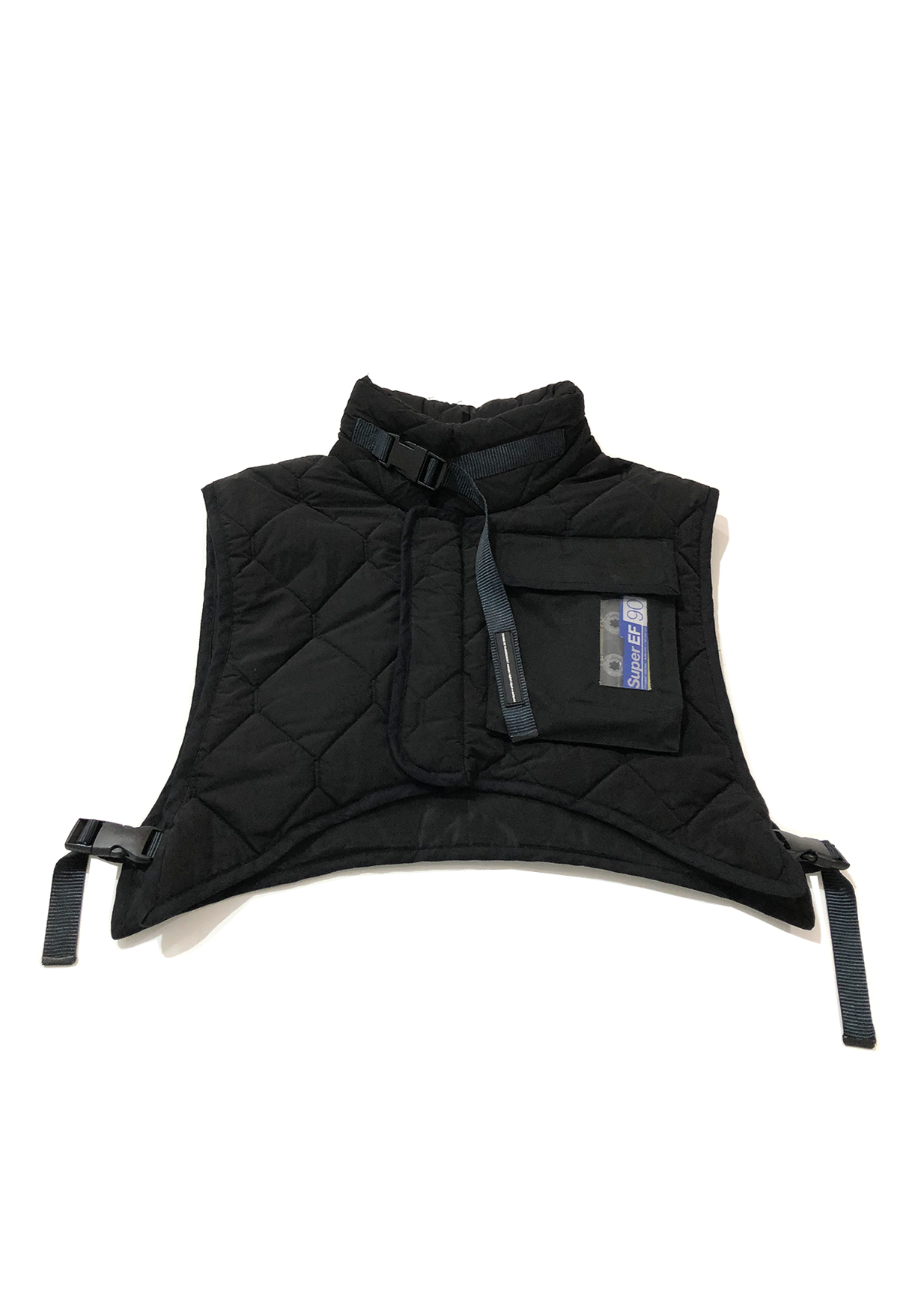 FREQUENCY GILET - BLACK