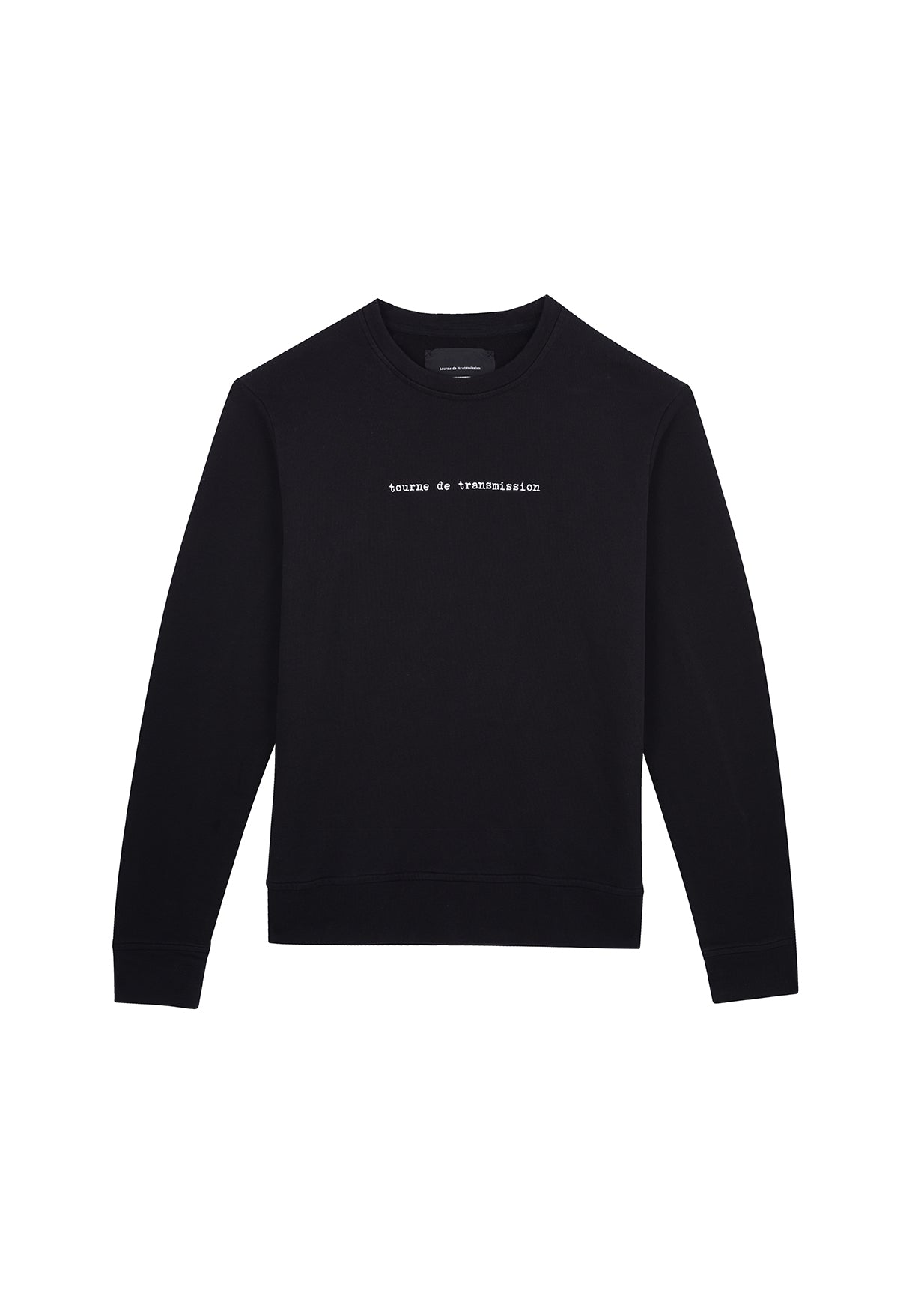 TDT Logo SWEATER - low stock