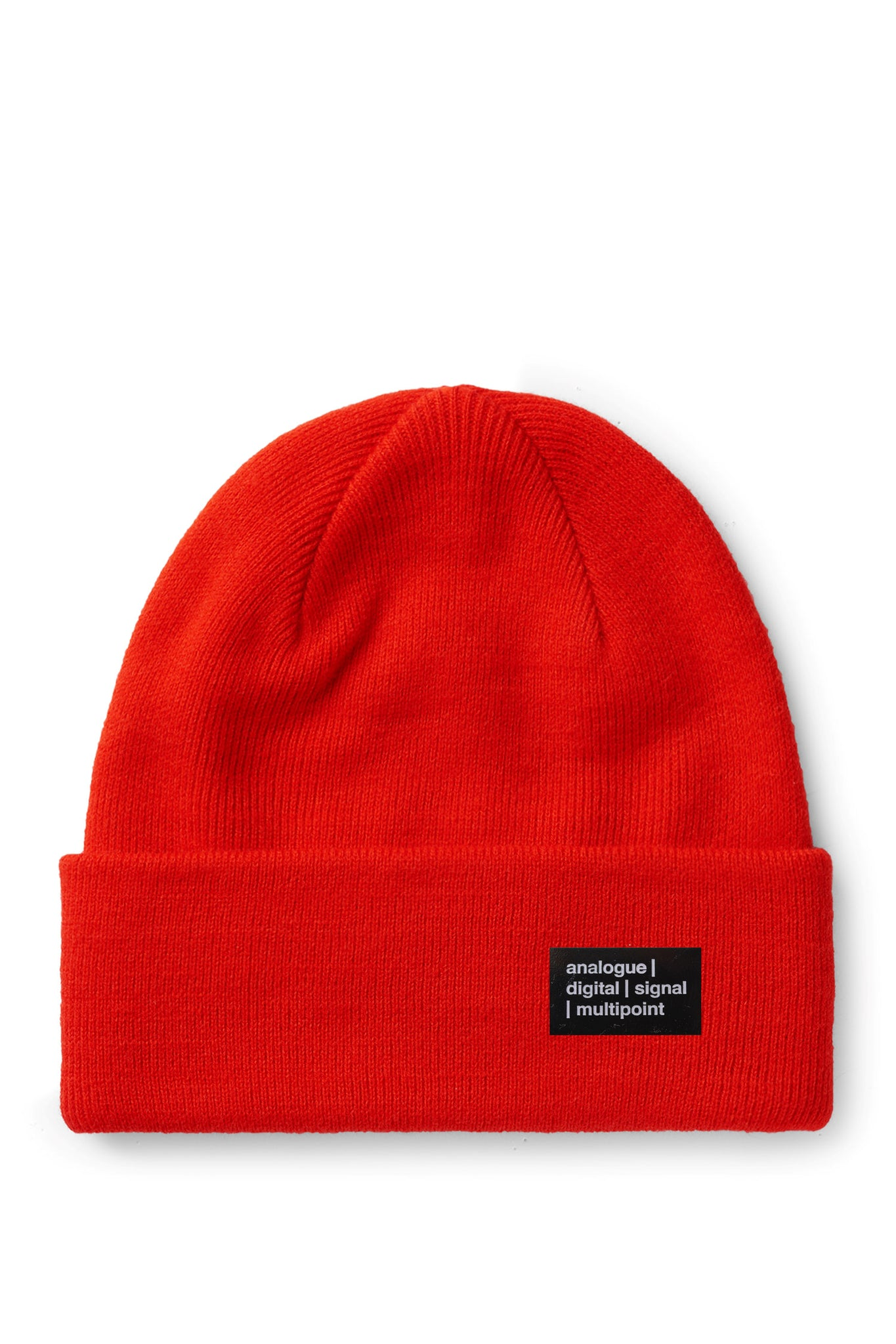 TDT Multipoint Beanie - Red - low stock