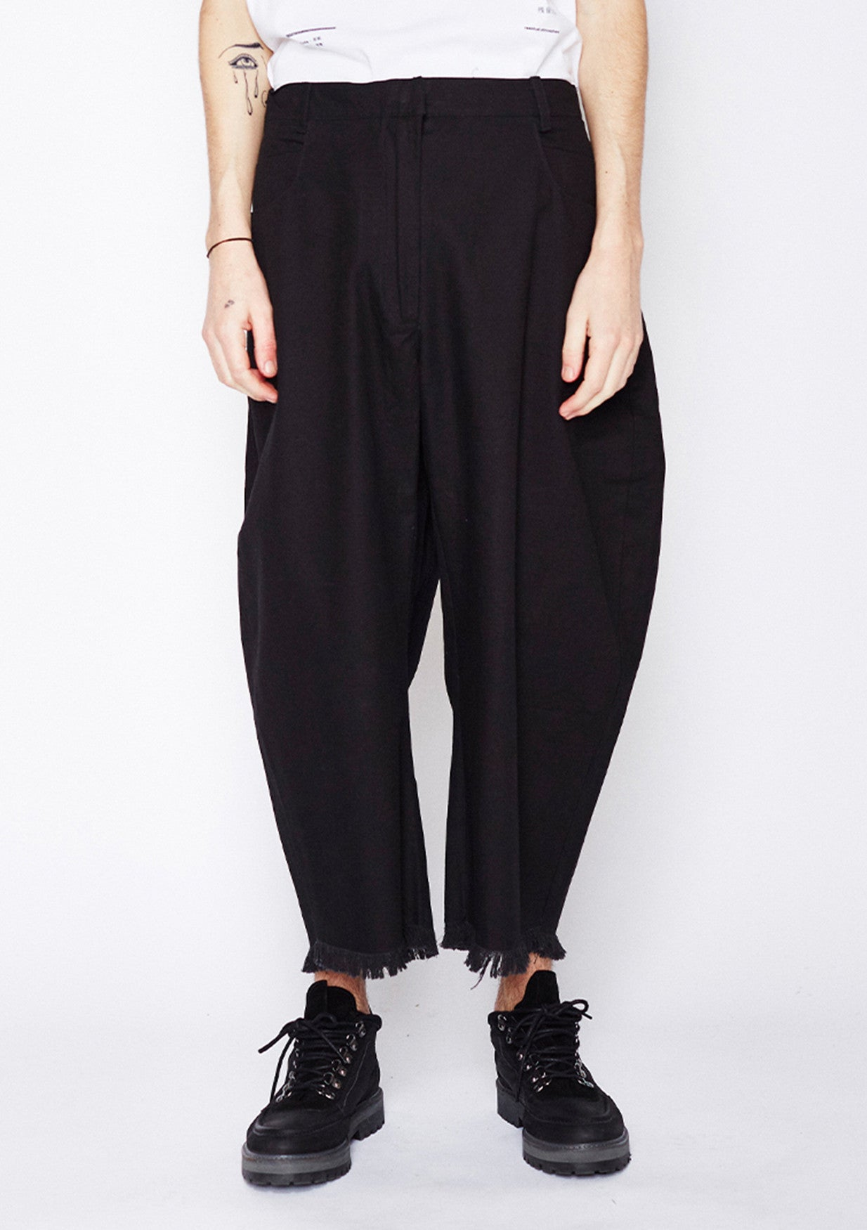 Plan B Pant - Blk only size L left
