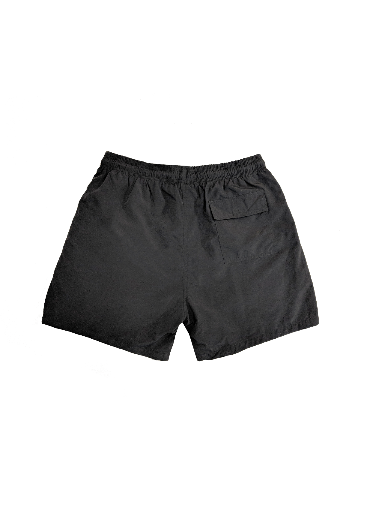 FWD track Shorts - Black / Orange