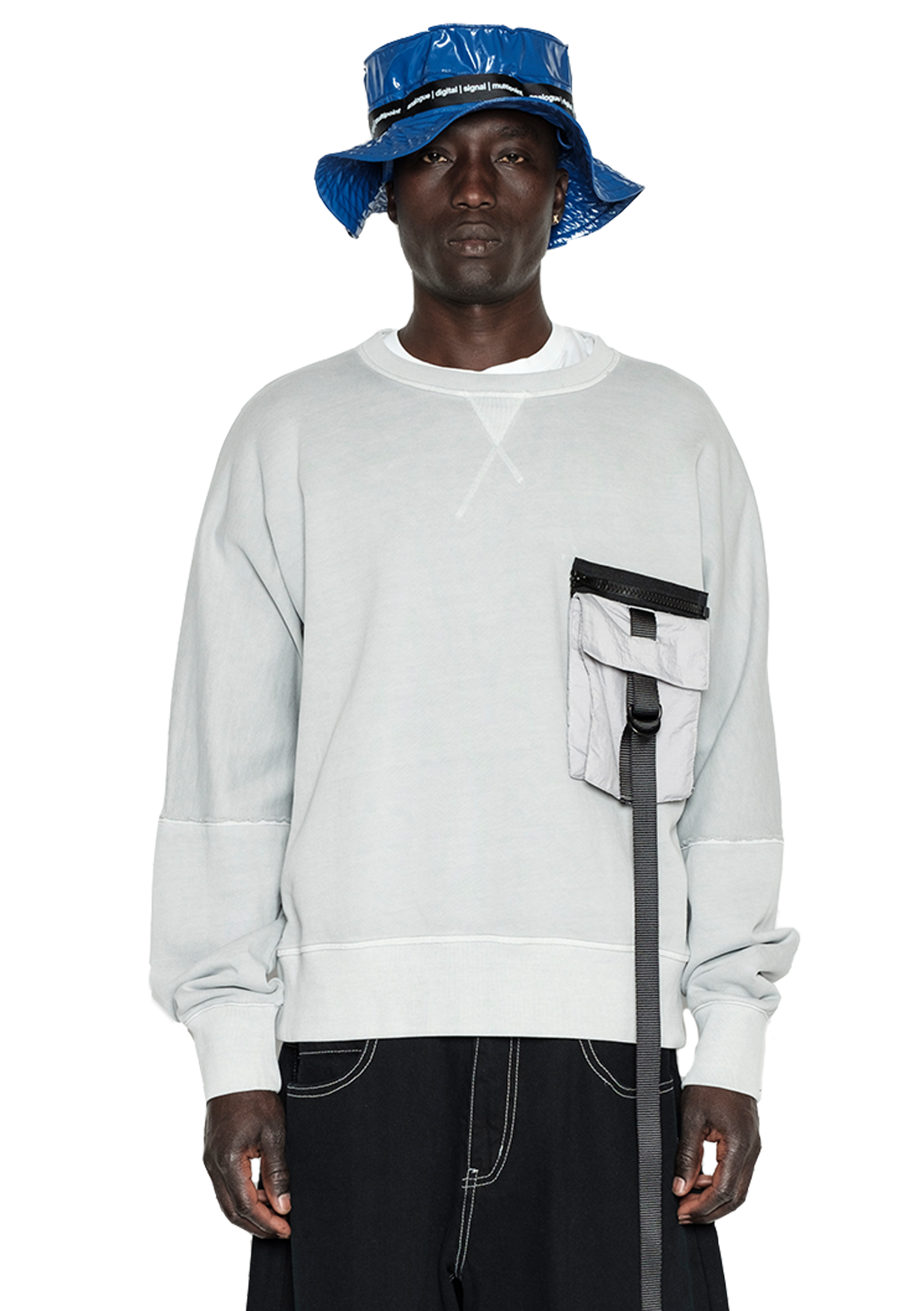 RUIN BASE POCKET SWEAT
