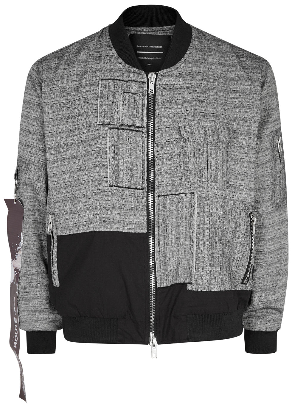 BOLT BOMBER JACKET