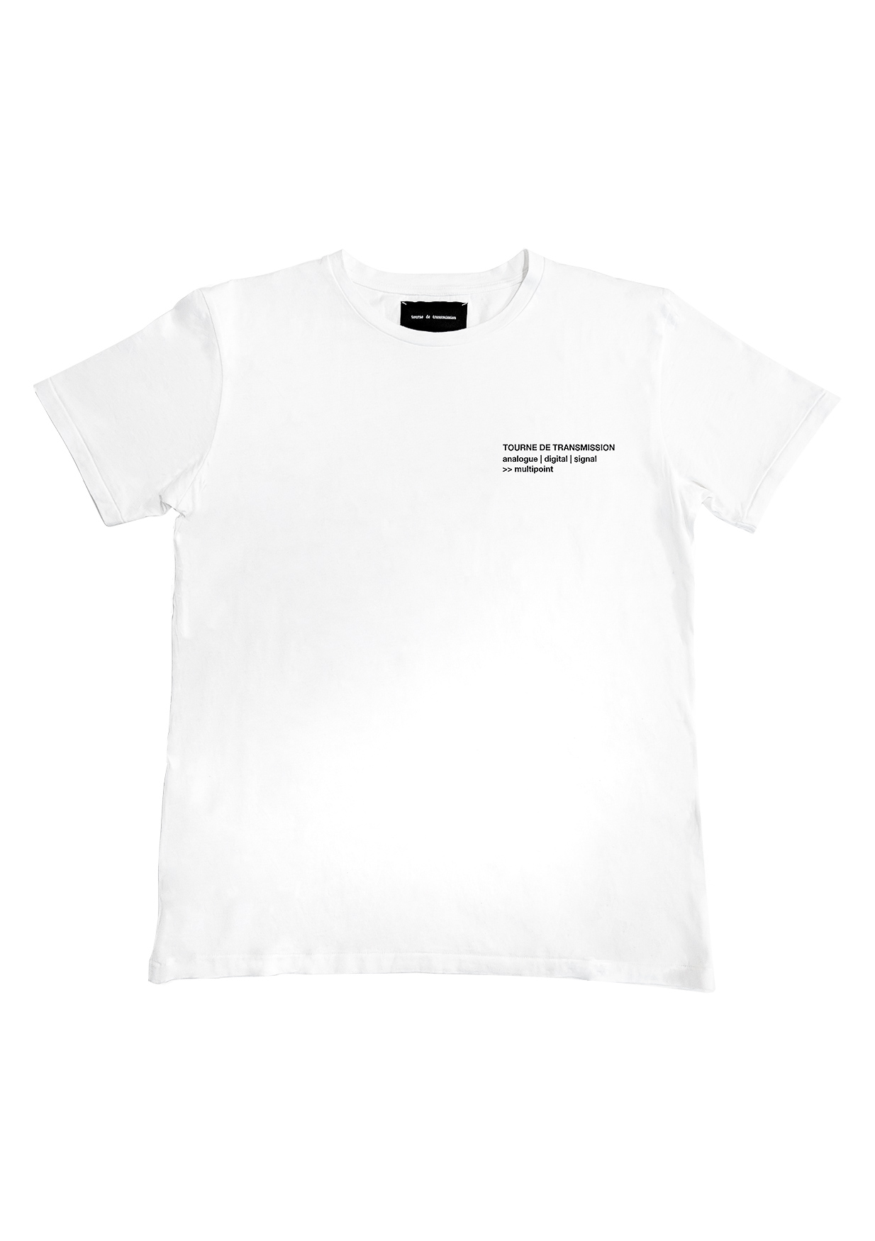FWD T-shirt - White / Black