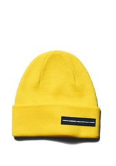 Multipoint Beanie - Yellow