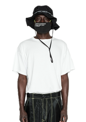 MULTIPOINT  FACE MASK - BLACK