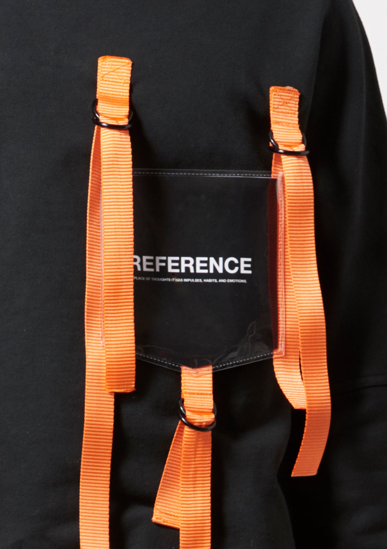 Reference - Strap Bind Sweat