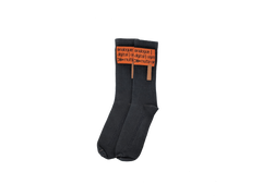 Multipoint Socks - Black