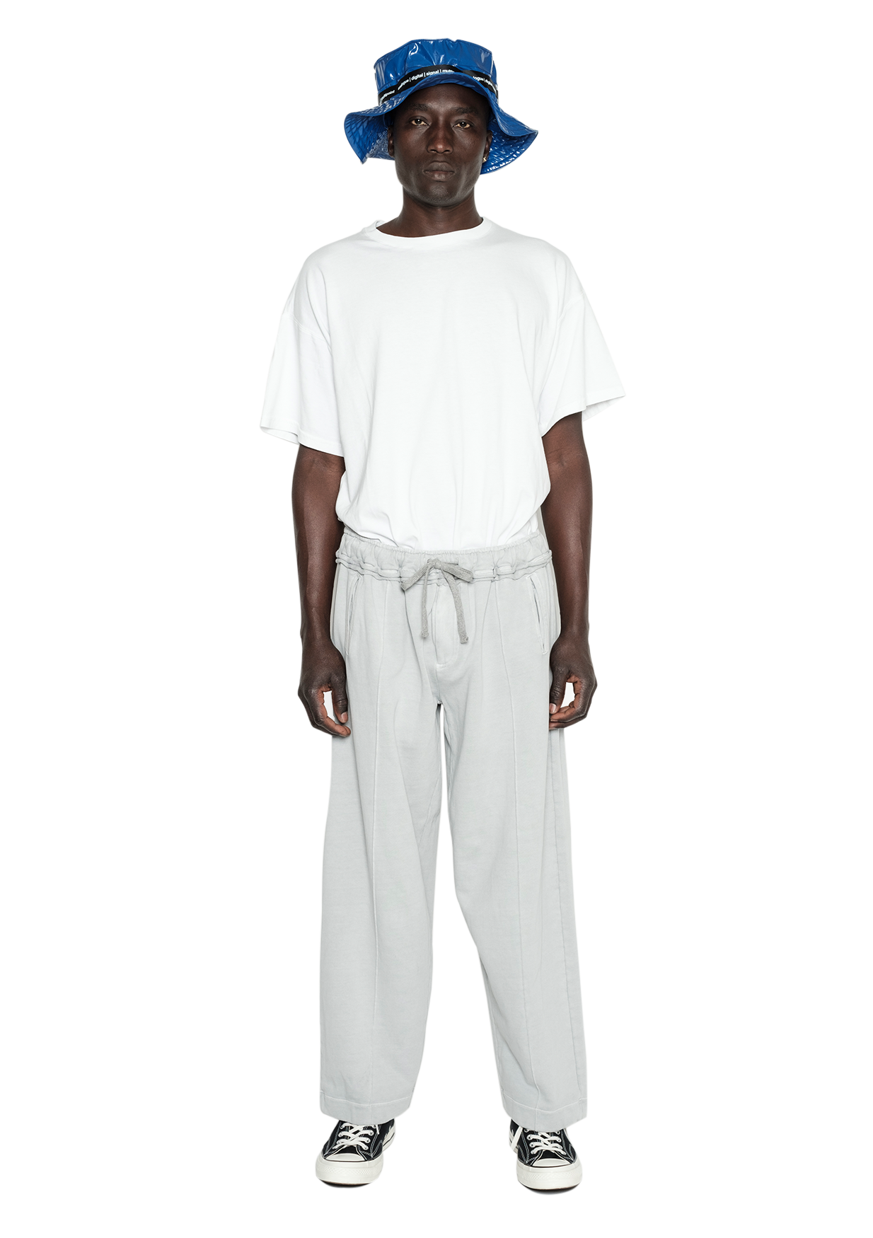 REFERENCE OG BAGGY SWEAT PANT GREY