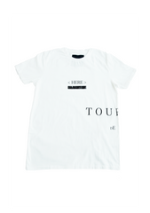 SS15 'Here soulage' tee - white