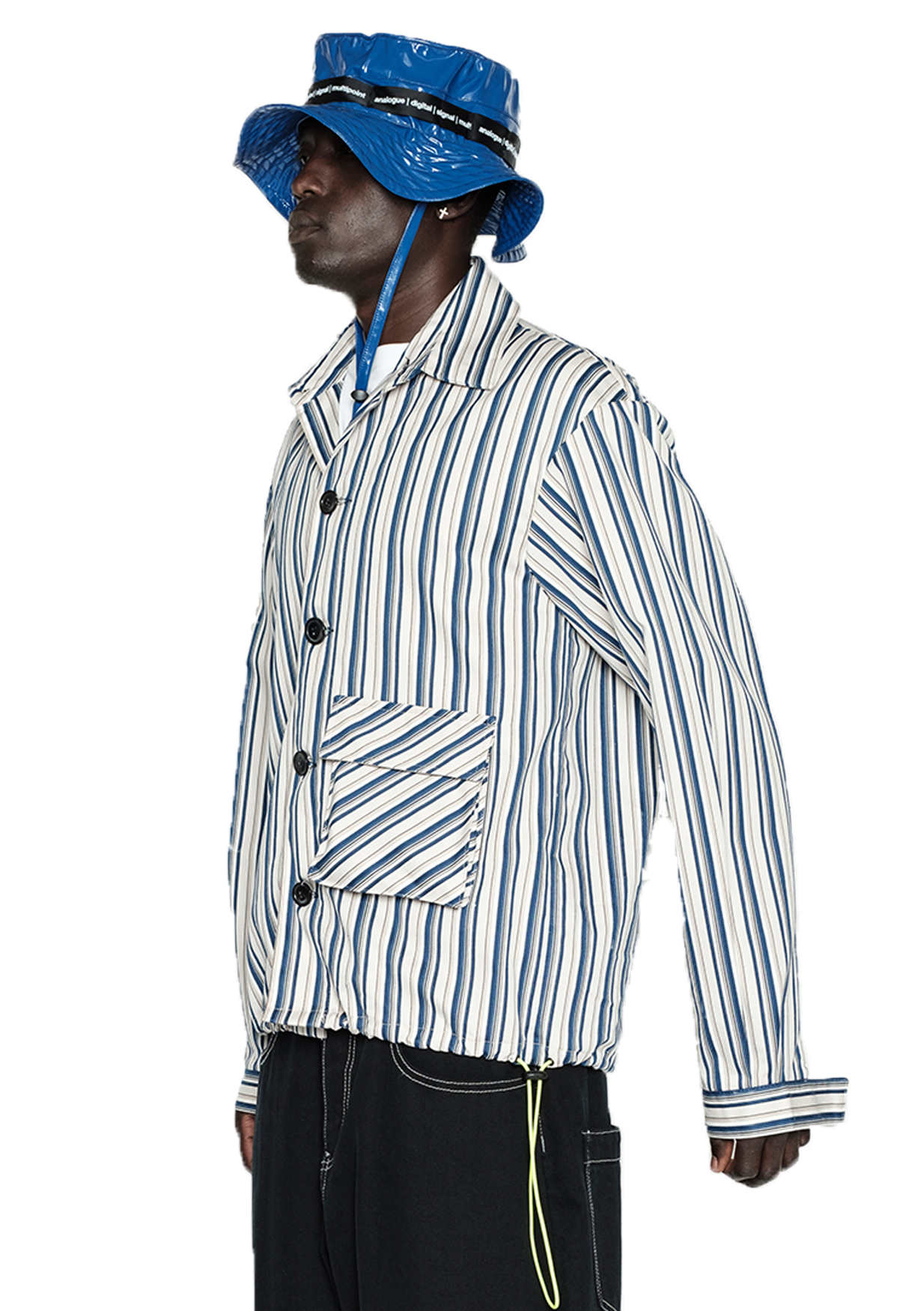 DALAMAN WORK SHIRT - BLUE
