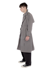 REFERENCE TAILORED TRENCH COAT