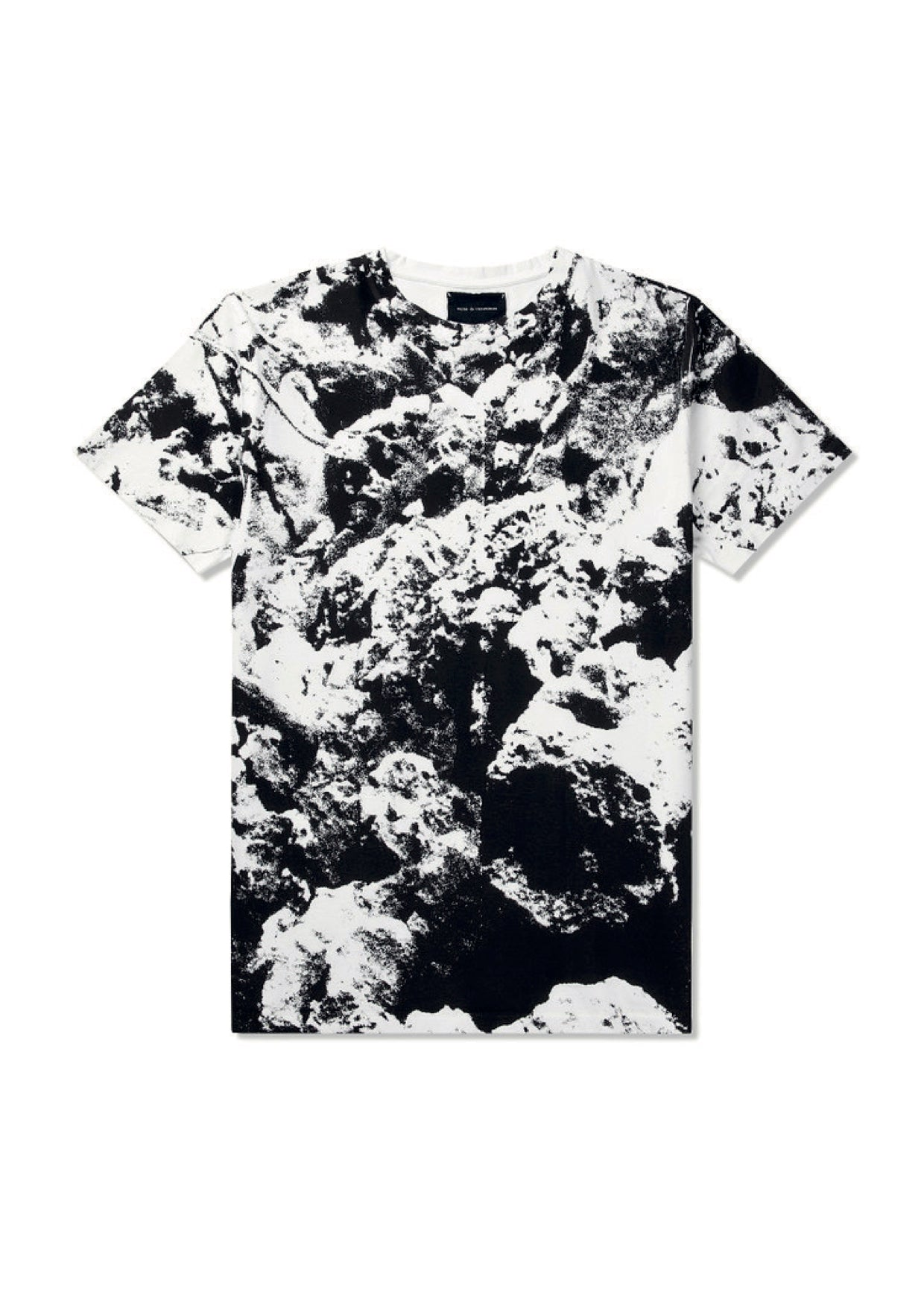AW13 'White substance allover' tee - white