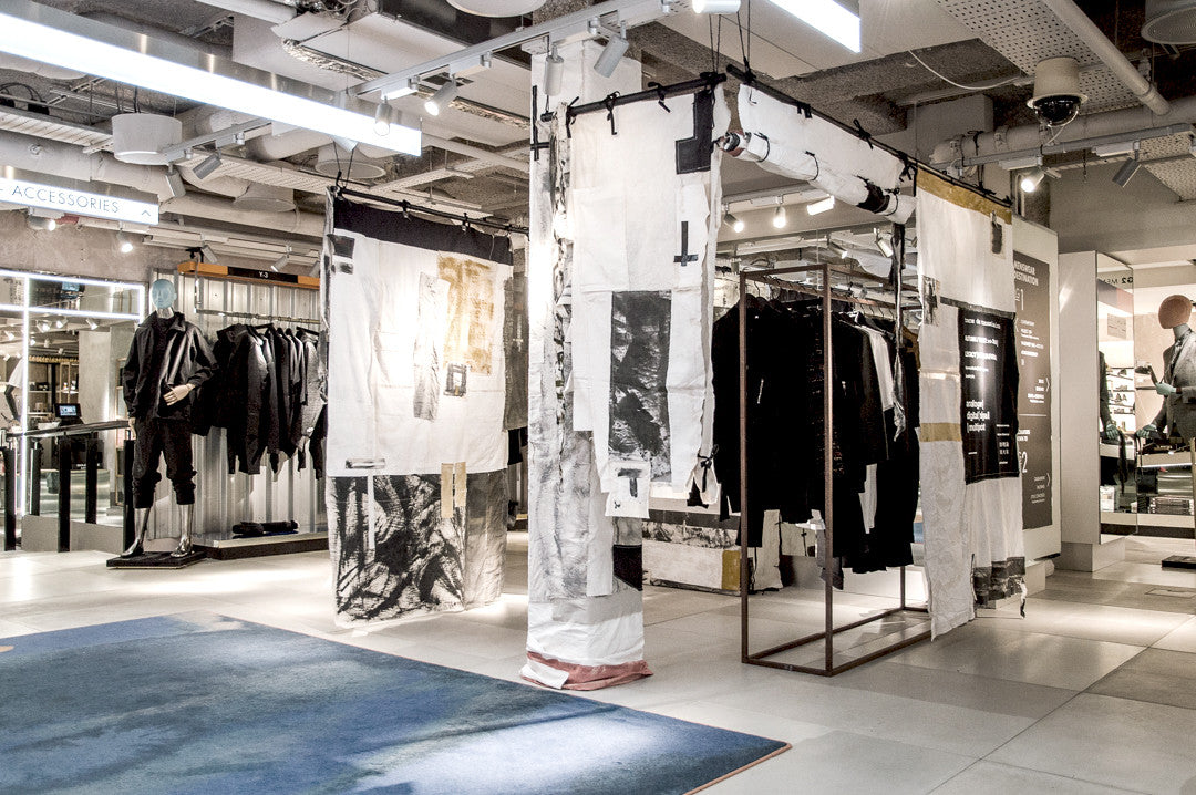 HARVEY NICHOLS POP UP STORE