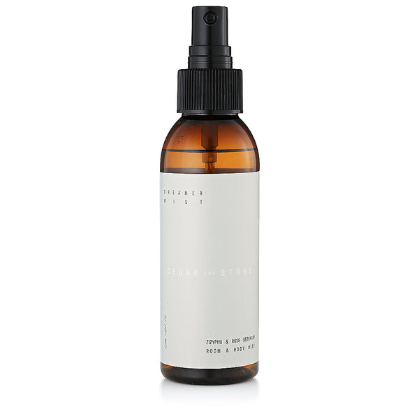 Dreamer 〰️ Zizyphus and Rose Geranium Mist