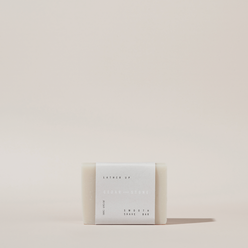 Lather Up 〰️Eucalyptus and White Clay Shave Bar