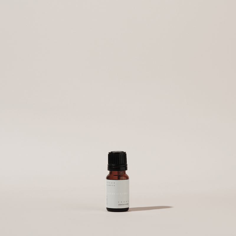 Focused 〰️ Essential Oil Blend