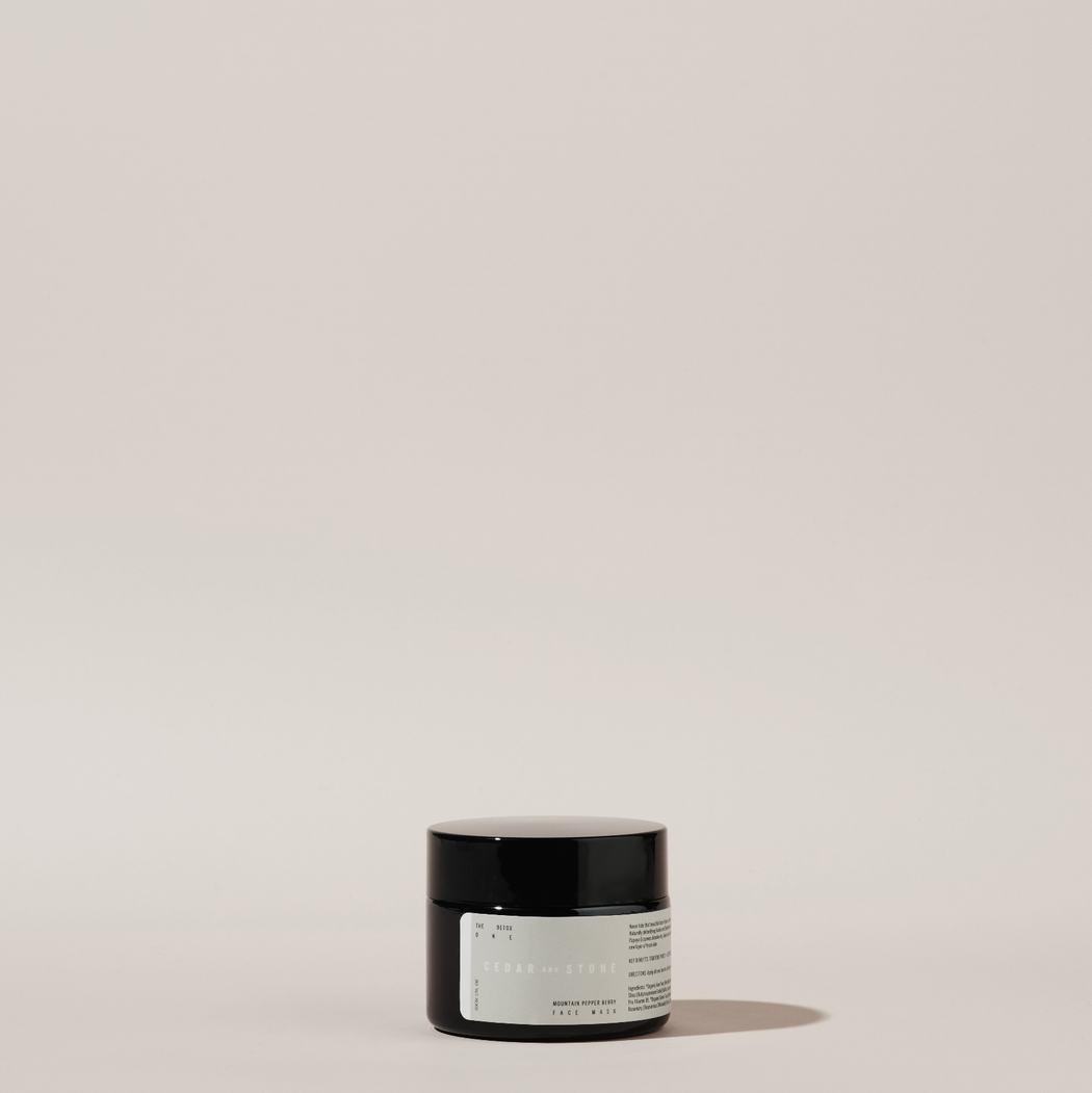 The Detox One 〰️ Mountain Pepper Berry and Papaya Mask