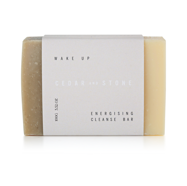 Wake Up 〰️Lime + May Chang Cleanse Bar