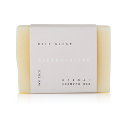 Deep Clean 〰️ Shampoo Bar