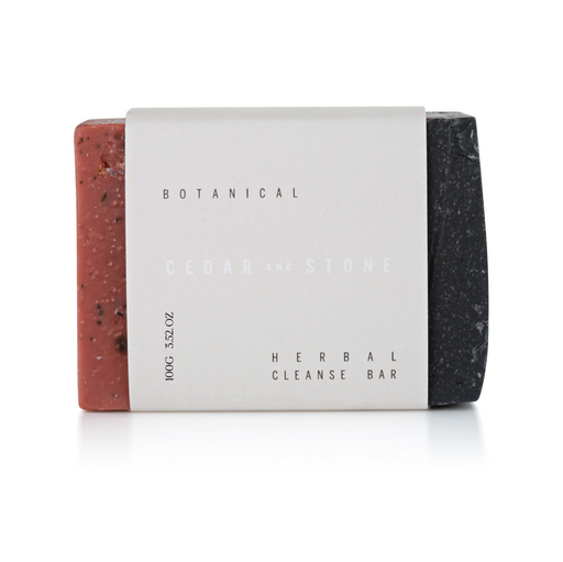 Botanical 〰️ Patchouli and Irish Moss Cleanse Bar