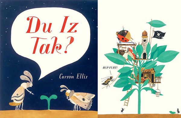 Du Iz Tak? illustrated book