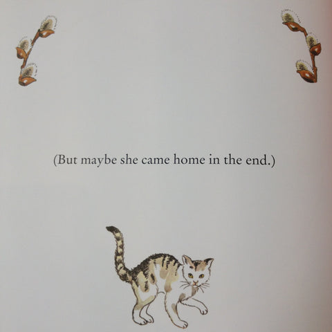 The Tale of the Little Little Old Woman by Elsa Beskow