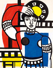 Léger and Dick Bruna