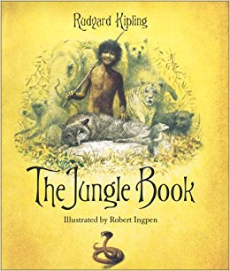 The Jungle Book, illustrated by Robert Ingpen