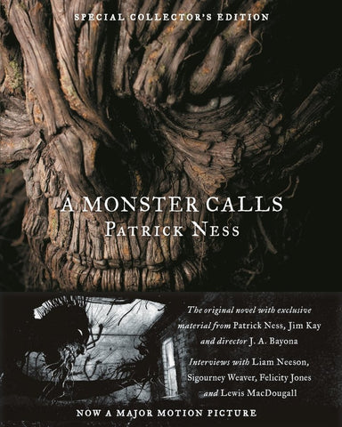 A Monster Calls by Patrick Ness and Jim Kay