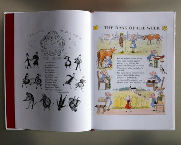 Around the Year children's book