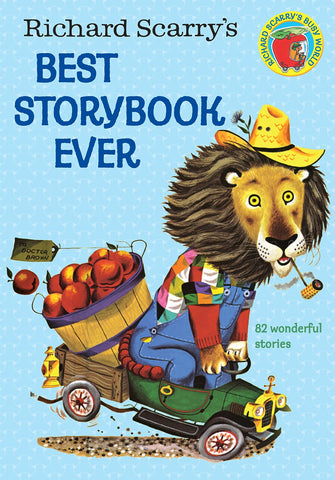 Best Storybook Ever by Richard Scarry