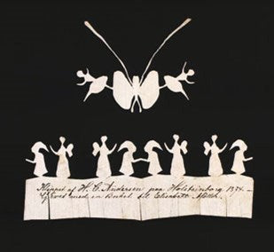 Hans Christian Andersen Angels and Elves and Butterfly