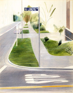David Hockney's influence on Jon Klassen