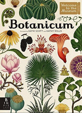 Botanicum by Katie Scott and Jenny Broom