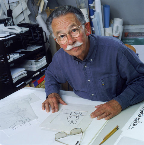 The Man Who Made Miffy: Dick Bruna's Life and Art
