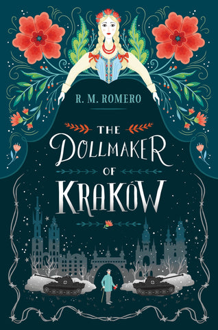 R. M. Romero: The Dollmaker of Krakow