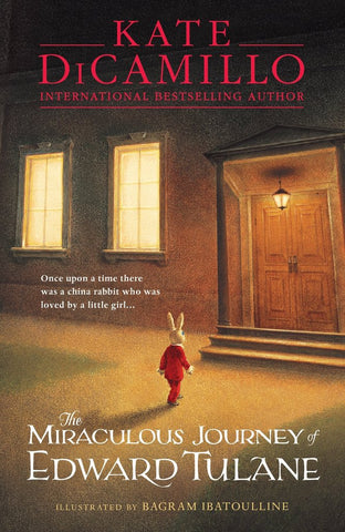 Kate DiCamillo: The Miraculous Journey of Edward Tulane