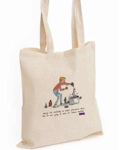 Tote bag: George's Marvellous Medicine