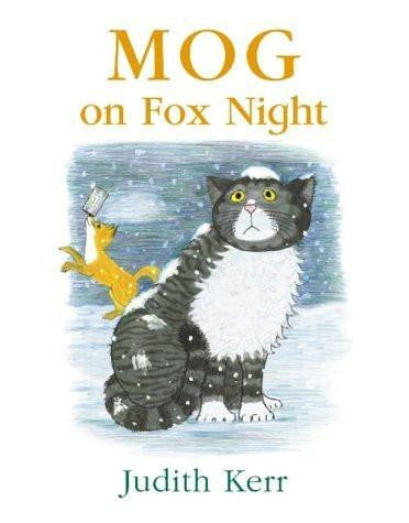 Mog on Fox Night by Judith Kerr
