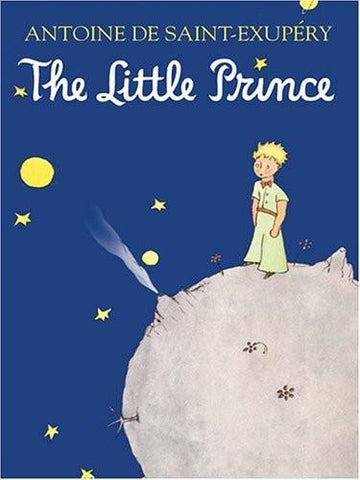 The Little Prince by Antoine de Saint Exupery, hardback
