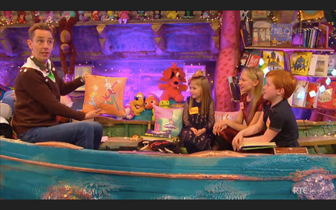 Late Late Toy Show Tales for Tadpoles