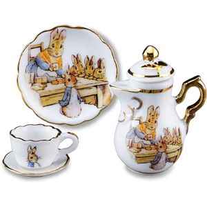 Beatri Potter Mini Tea-set