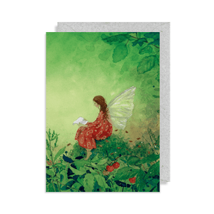 Fairy Card by Daniela Drescher