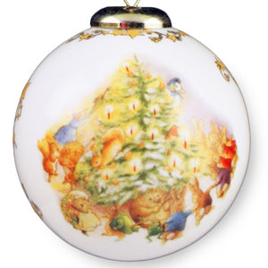 Beatrix Potter Christmas Bauble