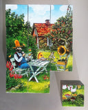 Pettson and Findus Jigsaw