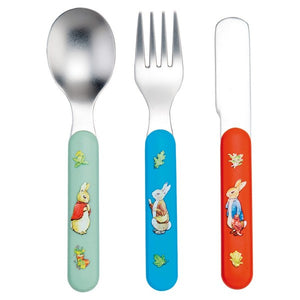Cutlery Set: Peter Rabbit